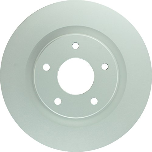 Bosch 40011472 QuietCast Premium Disc Brake Rotor For 2007-2013 Nissan Altima; Front