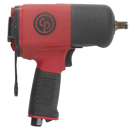 Chicago Pneumatic 147-6151590260 Cp8252-R .50 in. Impact Wrench44; Composite Housing Motor44; Magnesium Clutch Housing44; High Power Weight Ratio44; Comfort Grip44; Power Regulator44; Ring Retainer44; Max Torque: 7