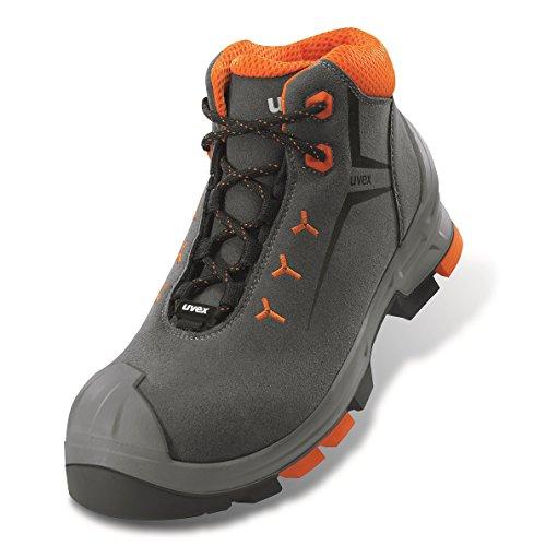 """Uvex Sicherheits-Stiefel """"uvex 2"""" S2 metallfrei; Outdoor-Sohle; besonders leicht; Gr. 49"""