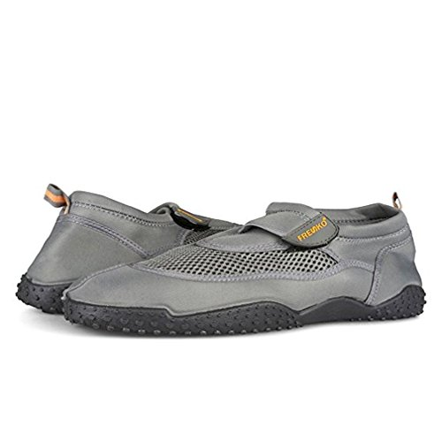 Pictures of Fresko Size 13 14 15 Big Mens Gray Mens 15 M 3