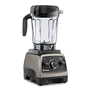 Vitamix 066791 Conta Series 750 Blender, Professional-Grade, 64 oz. Low-Profile Container, Pearl Grey