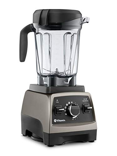 Vitamix 066791 Conta Series 750 Blender, Professional-Grade, 64 oz. Low-Profile Container, Pearl Grey (Vitamix Blender 3600)