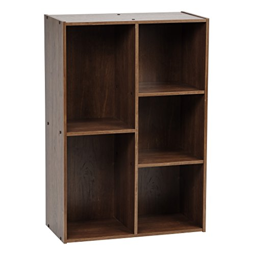 5 cube oak storage unit - 1