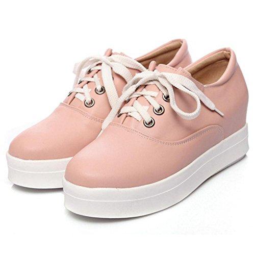 Up Women Pink Pumps Lace KemeKiss 0xfqw4x
