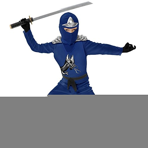 [Ninja Avenger II with Armor Costume - Medium] (Men's Plus Size Indian Chief Costumes)