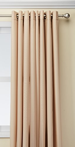 Thermalogic Sixteen Grommets Rhapsody Thermavoile Lined Curtains, 104