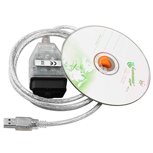 Mini VCI J2534 Diagnostic OBD Cable For Toyota Lexus TIS Techstream win32 Bit