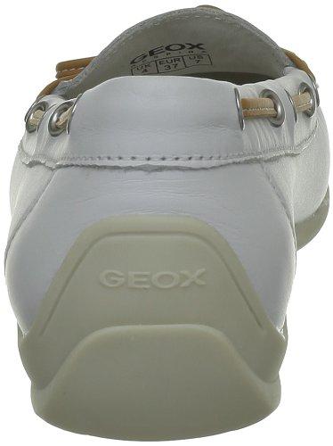 Geox Geox Women's Yuki White Women's Mocassins Mocassins Yuki wSqRtx