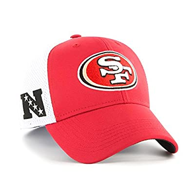 '47 Back Pedal San Francisco 49ers Brand Fitted Hat