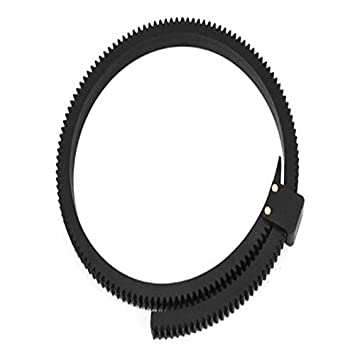 amazon co jp fotga flexible adjustable gear belt ring f follow