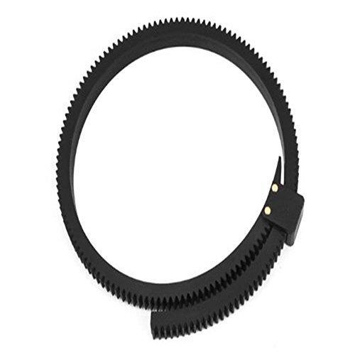 Fotga DP500II Flexible Gear Belt Ring for Follow Focus FF 46mm to 110mm (Black) Photography Accessories INC