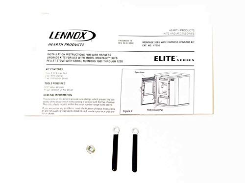 IHP OEM - Wiring Harness Upgrade Kit for Lennox Montage 32FS Pellet Stoves(H7356) - Original OEM Part