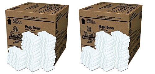 Mr. Clean 16449 Magic Eraser Extra Power Sponges (Case of 30) (2-(Case of 30)) by Mr. Clean