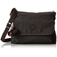 Kipling Aisling Messenger Bag, Black, One Size