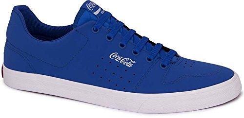 Coca-Cola Herren Sneaker FEEL CCA0878 royalblau (0016)