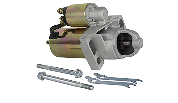 6CYL 10099 9000821 3854751-9 NEW MERCRUISER STARTER FITS 4.3L GM 4.3L 4-BBL