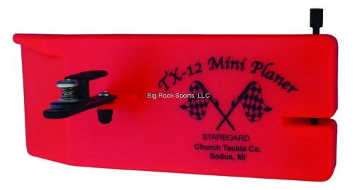 Church Tackle TX-12 in-LINE Planer-Starboard ()
