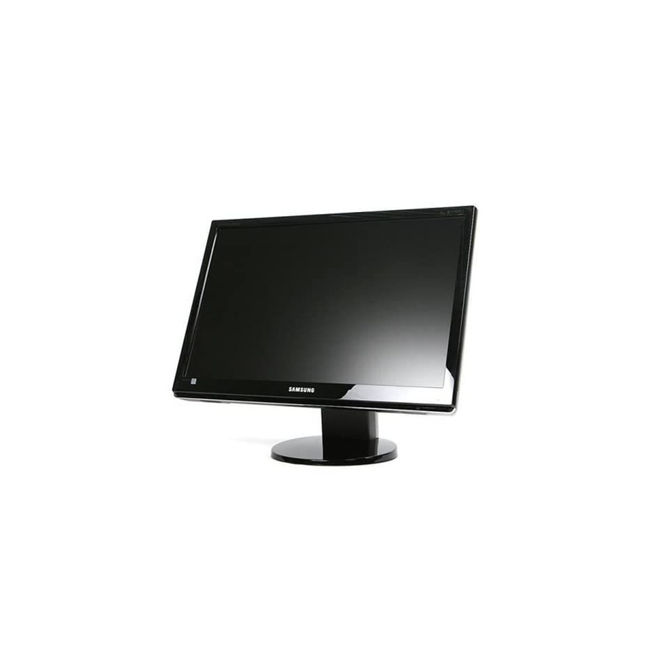 Samsung SyncMaster 2493HM 24 LCD Full HD 1080p Computer Monitor DVI VGA HDMI Built In Speakers Blu Ray Compatible