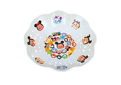Finex Disney Tsum Tsum Strainer Colander style Rinse Fruit Bowl Melamine Resin Vegetables & Fruit Drain Basket