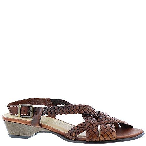 David Tate Dolce Womens Sandal Tobacco-multi