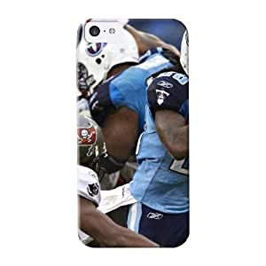 Ednahailey Fashion Protective Tennessee Titans For Background Case Cover For Iphone 5c