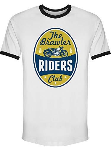 Riders Club The Brawler Tee Men's -Image by ()