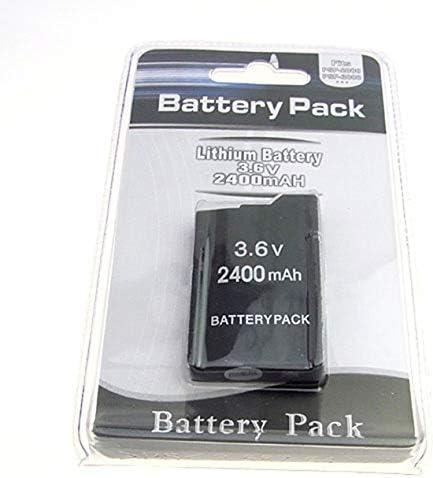 DBSUFV 36 V 2400 mAh Batterij Voor Sony PSP2000 PSP3000 PSP 2000 PSP 3000 Gamepad Batterij Voor PlayStation Portable Controller