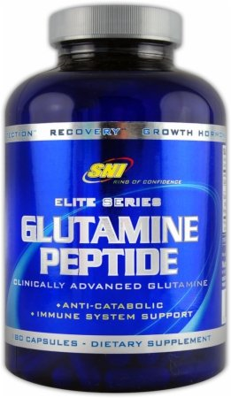 SNI - Glutamine Peptide, 180 capsules [Health and Beauty]