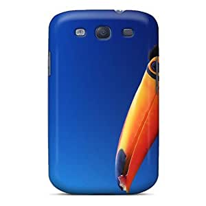 For Galaxy S3 Protector Case Tucan Phone Cover