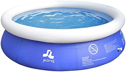 Saica Piscina, Color Azul y Blanco (10201): Amazon.es: Juguetes y ...