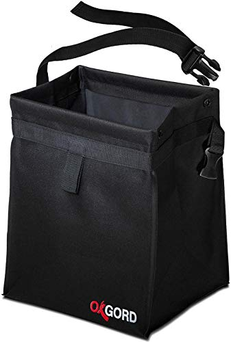(Motorup America Multi-Purpose Auto Trash Bag Waste Bin)