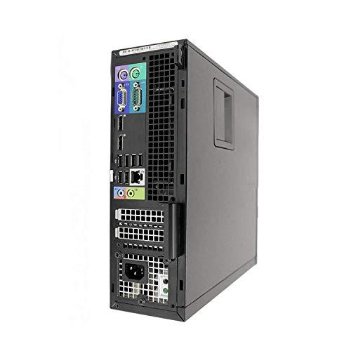 Dell Optiplex 7010 Desktop Computer - Intel Core i7 Up to 3.8GHz Max Turbo Frequency, 16GB DDR3, New 1TB SSD, Windows 10 Pro 64-Bit, WiFi, USB 3.0, DVDRW, 2X Display Port (Renewed)