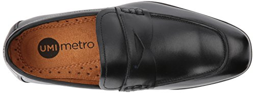 Pictures of umi Boys' Abbott Loafer Black 35 EU/ Black 35 EU/3 M US Little Kid 2