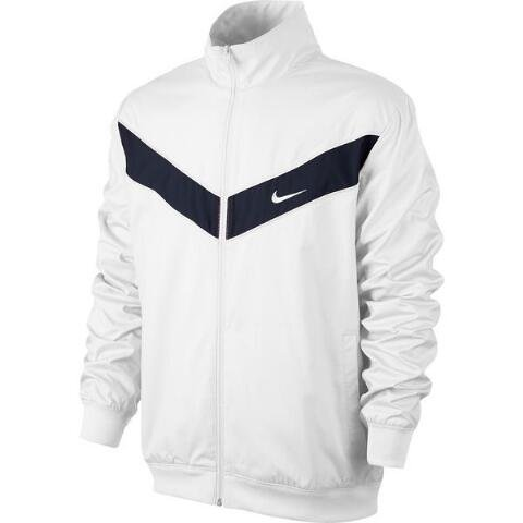 - Nike Striker Mens Track Jacket Mens White XL