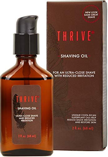 Thrive Natural Shave Oil Men product image