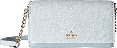 Kate Spade New York Women's Cameron Street Corin Cross Body Bag, Shimmer Blue, One Size by Kate Spade New York