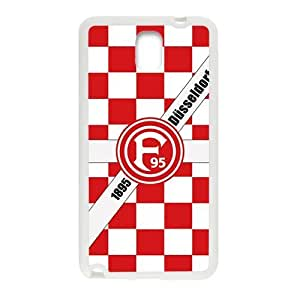 Happy Th eFortuna D?¡ì1sseldorf Logo Cell Phone Case for Samsung Galaxy Note3