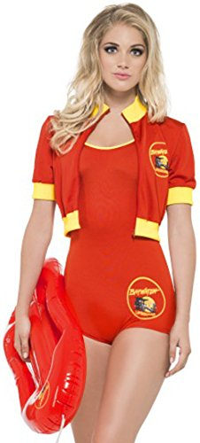 Smiffys Officially Licensed Baywatch Lifeguard Costume]()