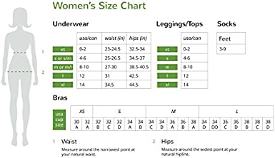 Seamless Comfortable Thong Panties Boody Body EcoWear Womens G-String
