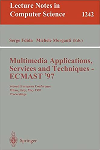 Book Multimedia Applications, Services and Techniques - ECMAST'97: Second European Conference, Milan, Italy, May 21-23, 1997. Proceedings (Lecture Notes in Computer Science)