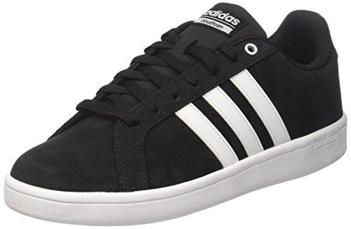 Tennis White Advantage Scarpe Footwear Core da Silver Matte Black adidas Nero CF Uomo UxnvwIO