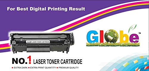 Globe Technology 12A Toner Cartridge for USE in HP Q2612A
