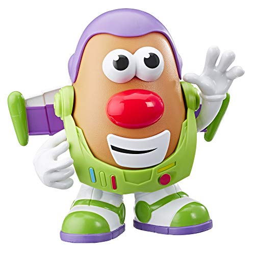 Mr Potato Head Disney/Pixar Toy Story 4 Spud Lightyear Figure Toy for Kids Ages 2 & Up ()