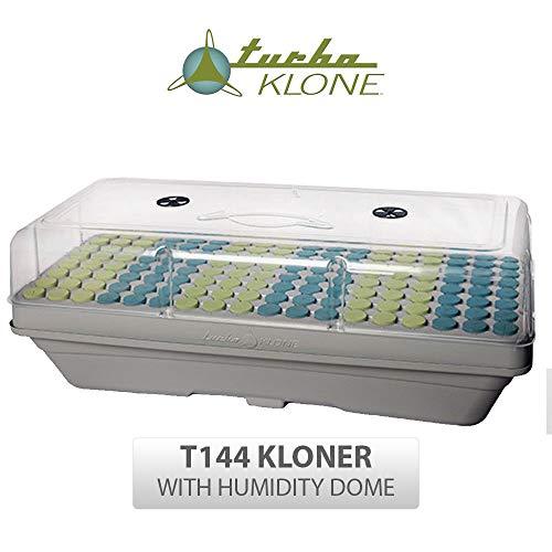 TurboKlone Aeroponic Cloning System High Sierra Elite Series with Humidity