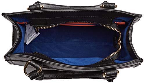 Trussardi Light H w T Femme black X easy Cm 25x20x10 Noir L Jeans Tote CwtCnqWAr