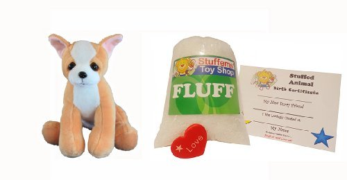Make Your Own Stuffed Animal Mini 8 Inch Chihuahua Kit - ...