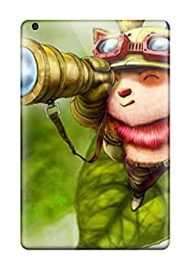 DYkVZ3285saLrB Snap On Case Cover Skin For Ipad Mini/mini 2(league Of Legends Teemo)