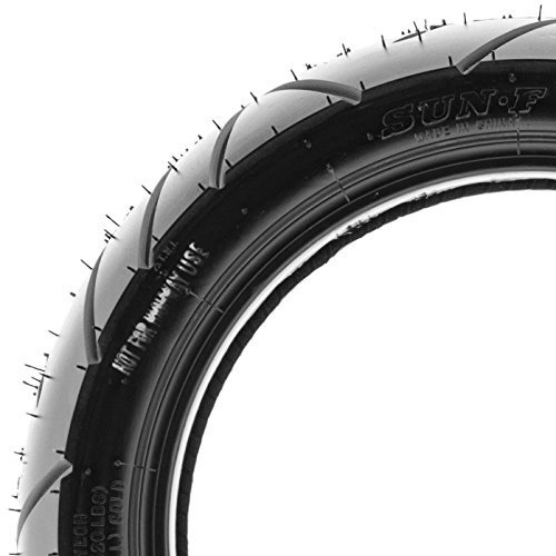 SunF 130/60-13 6 Ply ATV UTV A/T Tire D009, [Single] by SunF (Image #2)