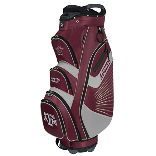Team Effort Texas A&M Aggies The Bucket Ii Cooler Cart Bag - Texas A&m Aggies Golf