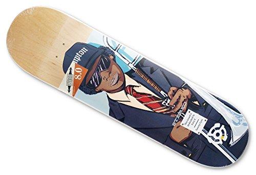 絶滅させる親愛なペチュランス【STEREO Skateboards】 スケートボード ステレオ JAZZY-E(イージー?イー)Tommy Fynn 8.0インチ デッキ